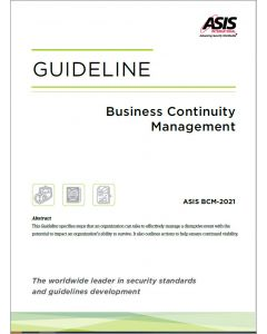 Business Continuity Management Guideline (E-Book)