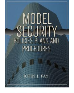 Model Security Policies, Plans and Procedures (Softcover)