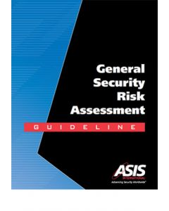 General Security Risk Assessment Guideline (Softcover)