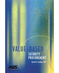Value Based Security Procurement (Softcover)