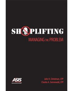 Shoplifting: Managing the Problem (Softcover)