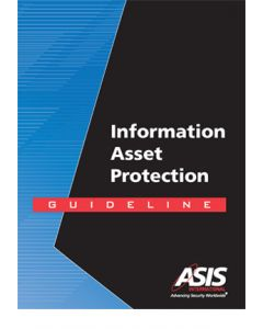 Information Asset Protection Guideline (Softcover)