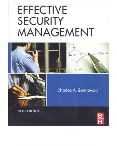 Effective Security Management, 5th Ed (Hardcover)