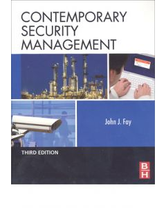 Contemporary Security Management, 3rd Ed (Hardcover)