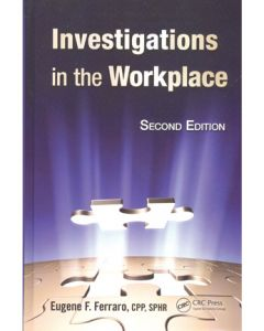 Investigations in the Workplace, 2nd Ed (Hardcover)