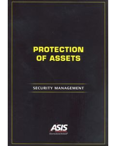 Protection of Assets: Security Management (Hardcover)