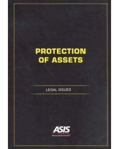 Protection of Assets: Legal Issues (Hardcover)