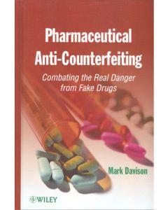 Pharmaceutical Anti-Counterfeiting (Hardcover)
