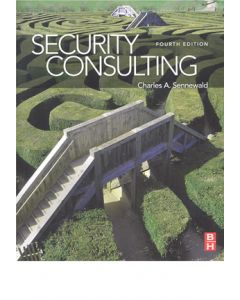 Security Consulting, 4th Ed (Softcover)
