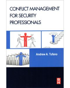 Conflict Management for Security Professionals (Softcover)