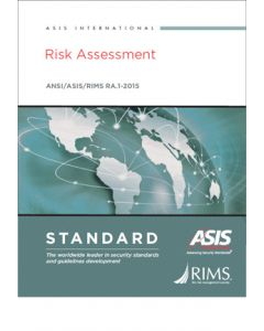Risk Assessment Standard (Softcover)