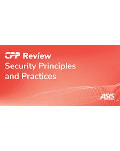 CPP Review Flash Cards: Security Principles and Practices