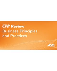 CPP Review Flash Cards: Business Principles and Practices