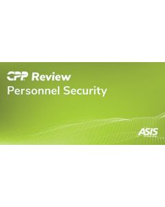 CPP Review Flash Cards: Personnel Security