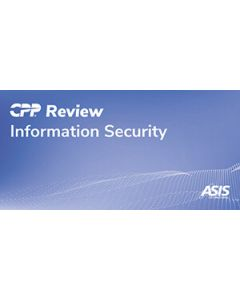 CPP Review Flash Cards: Information Security