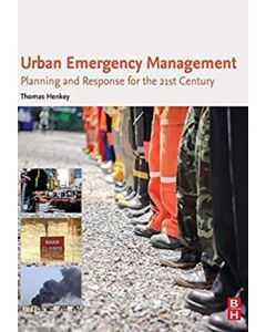 Urban Emergency Management (Softcover)
