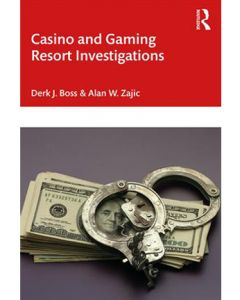 Casino and Gaming Resort Investigations (Softcover)