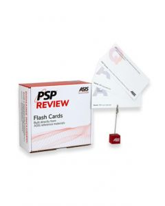 PSP Review Flash Cards