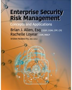 Enterprise Security Risk Management: Concepts and Applications (Softcover)