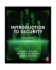Introduction to Security, 10th Ed (Softcover)