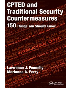 CPTED and Traditional Security Countermeasures (Softcover)