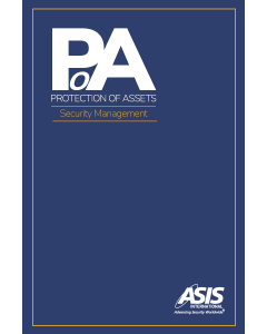Protection of Assets (2021 edition) - Security Management